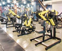 Strength & Cardio Equipment