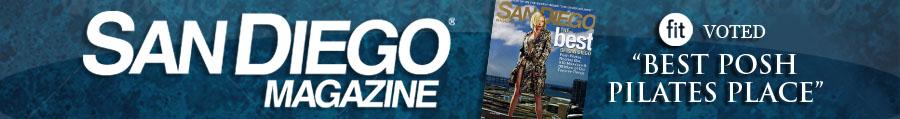 """San Diego Magazine """"Best of San Diego"""" Issue"""