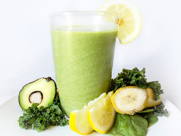 The Best Green Smoothie in Green Smoothie History