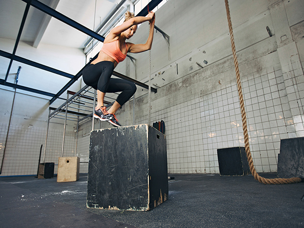 Jump to Get Fit : The Power of Plyometrics