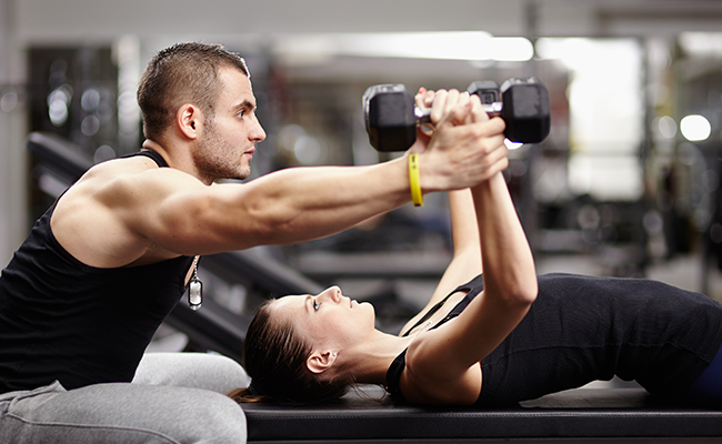 health fitness personal training