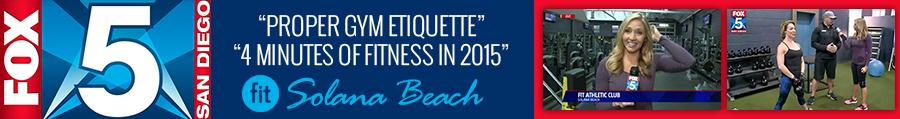 Fit Solana Beach Featured on Fox 5 San Diego News