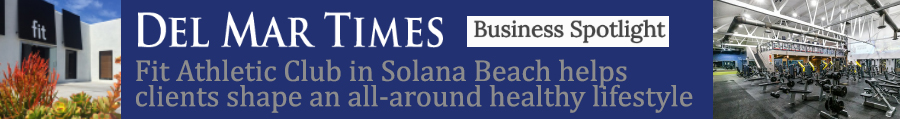 Del Mar Times declares Fit Solana Beach a one stop shop for a healthy lifestyle –