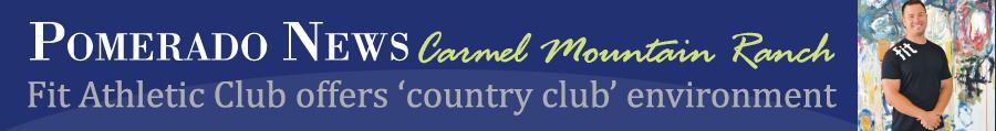 Pomerado News: Fit Athletic Club offers 'country club' environment