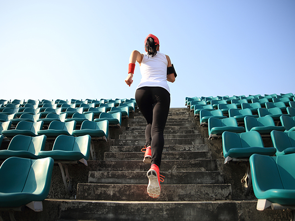 How To Push Through Fitness Setbacks
