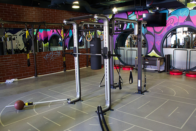 Gyms in downtown san diego : fit athletic club