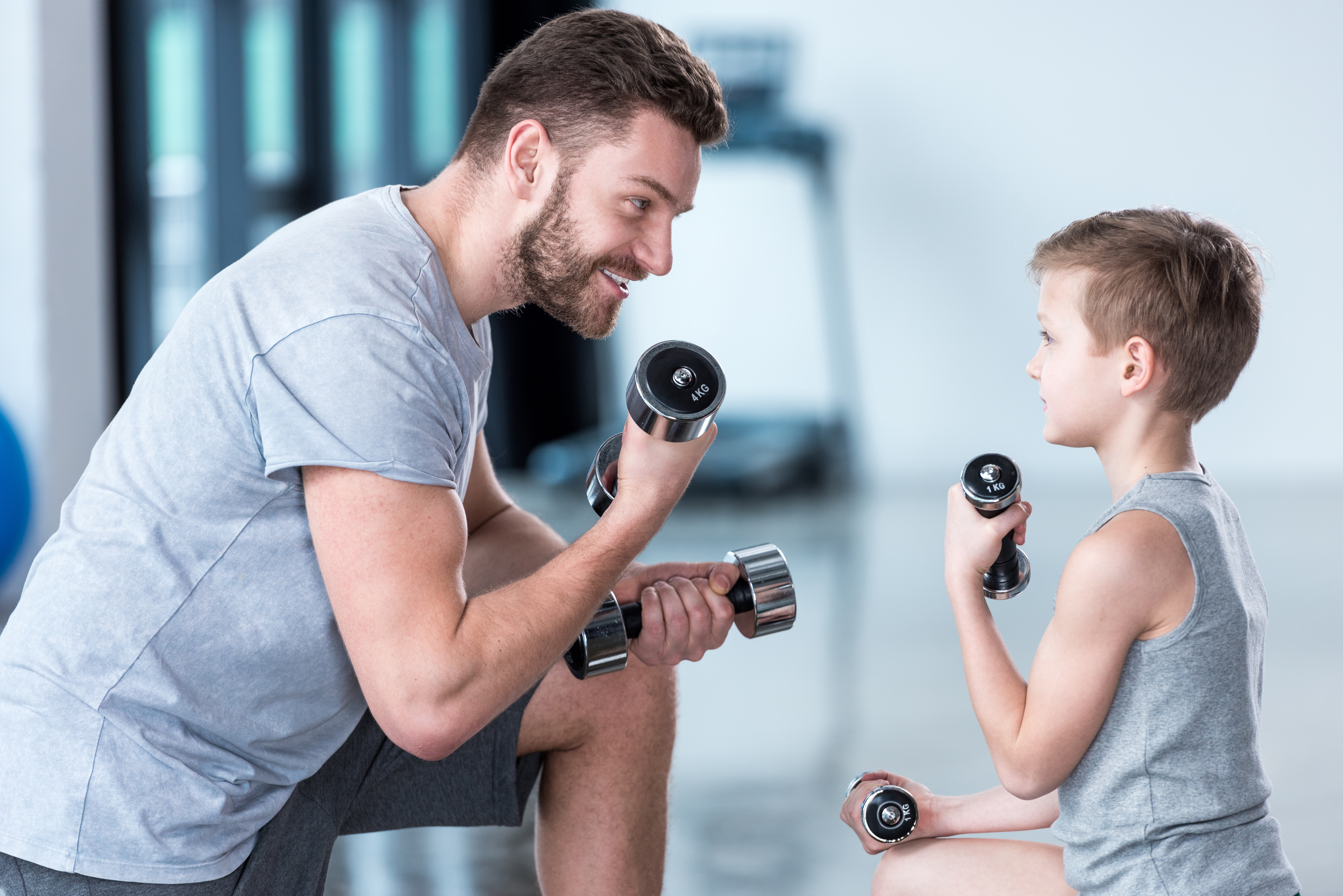7 Ways to Get Kids to Exercise