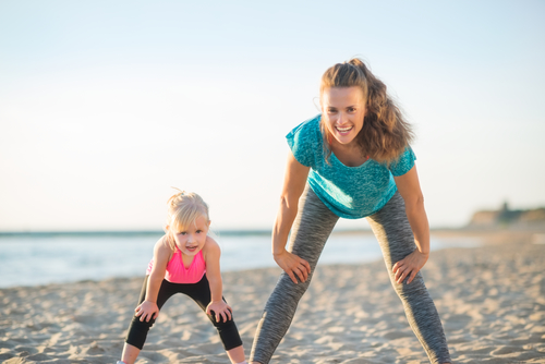 How to Balance Being a Parent and Find Time to Work Out