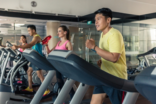 How long should you run on a treadmill to lose belly fat