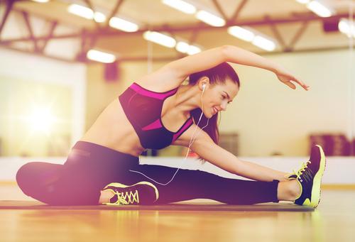 How do you stretch properly