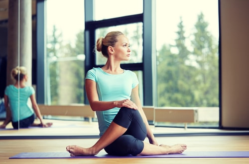 Can Stretching & Yoga Eliminate Anxiety?