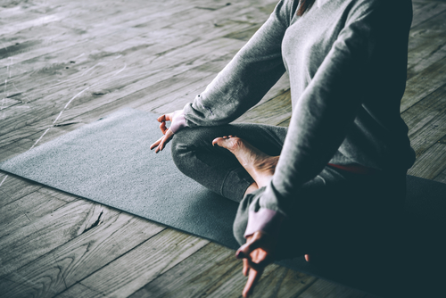 Is yoga all about stretching