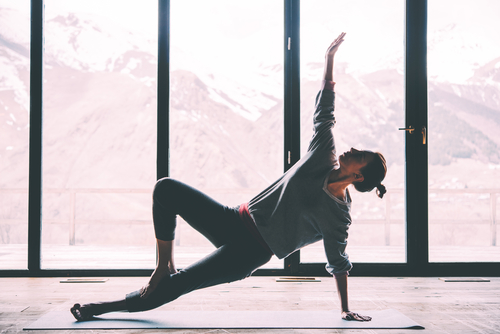 Is There More to Yoga than Stretching?