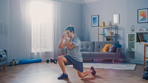How long does it take to see results from working out at home