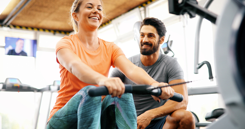 What does a good personal trainer do