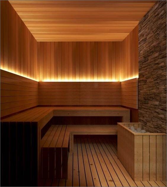Five Benefits of Sauna