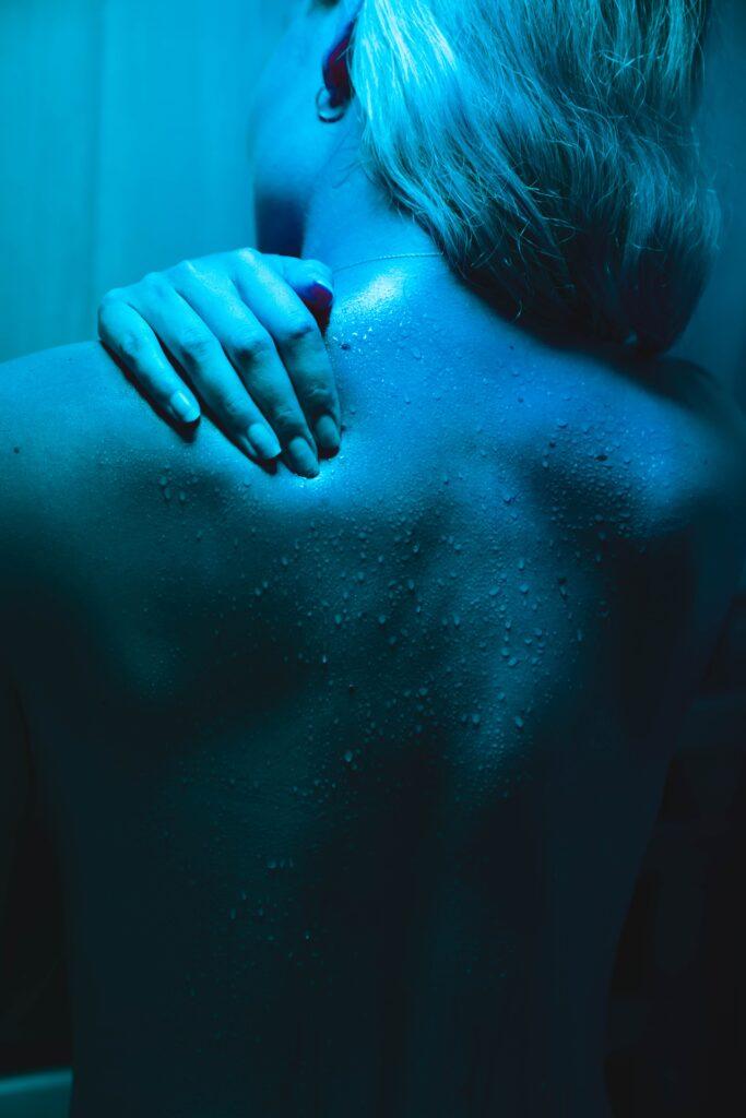 sauna-body-sweat